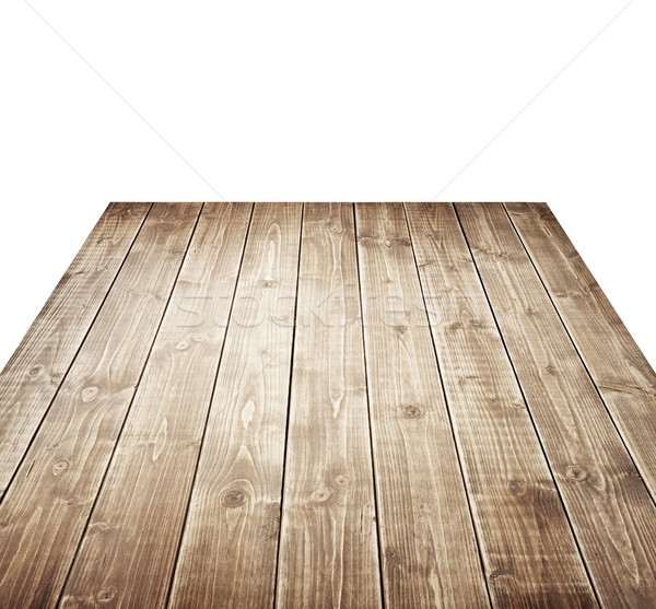 Wooden table Stock photo © donatas1205