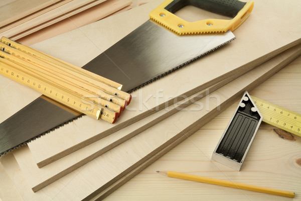 Wood working Stock photo © donatas1205