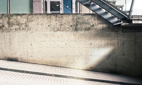 Stock photo: Wall