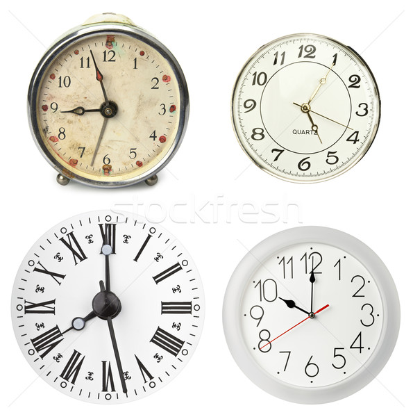 Various clocks Stock photo © donatas1205