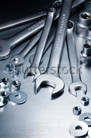 Metal tools Stock photo © donatas1205