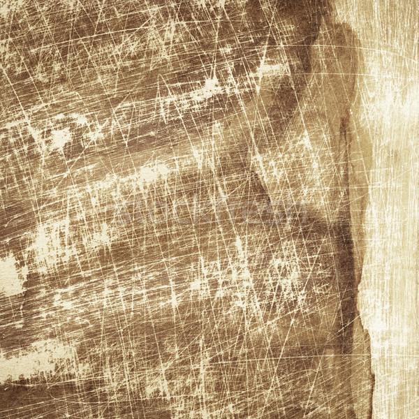 Papír textúra kopott grunge papír terv háttér Stock fotó © donatas1205