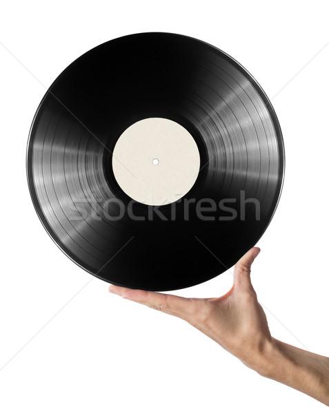 Vinyl record Stock photo © donatas1205