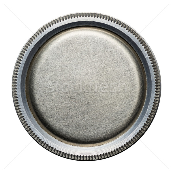 Metal plate Stock photo © donatas1205