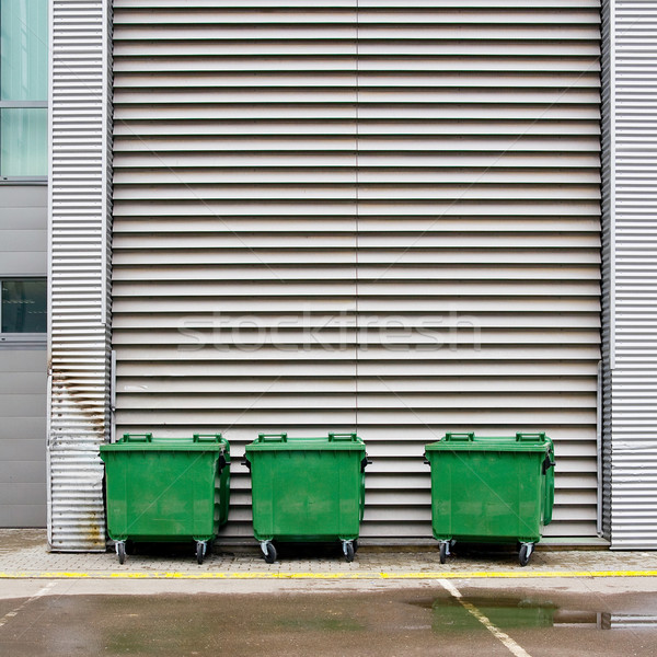 Dumpsters Stock photo © donatas1205