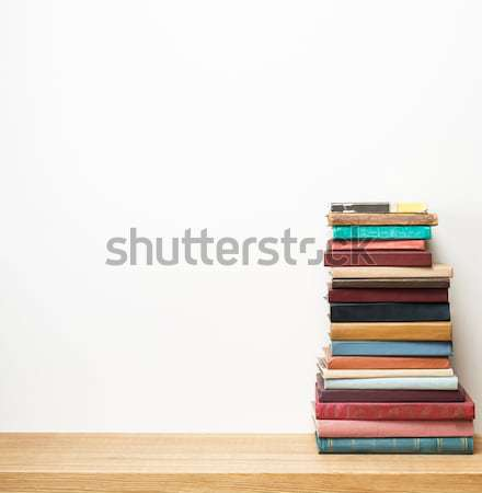 Books Stock photo © donatas1205
