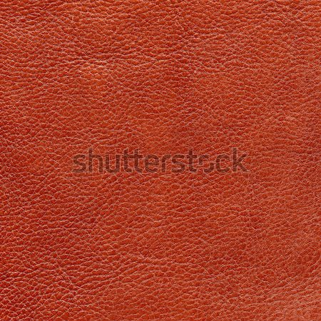 Red leather Stock photo © donatas1205
