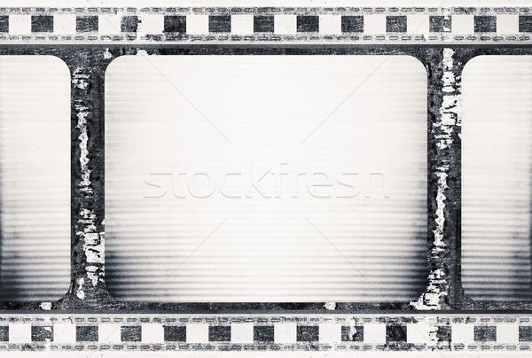 grunge film frame Stock photo © donatas1205