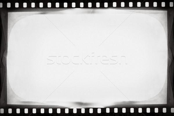BW film background Stock photo © donatas1205