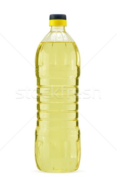 étolaj üveg izolált olaj eszik fehér Stock fotó © donatas1205
