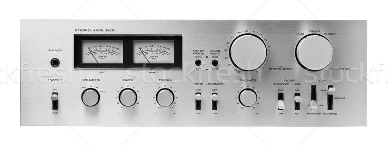 Sound amplifier Stock photo © donatas1205