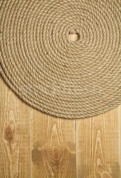 Twisted rope Stock photo © donatas1205