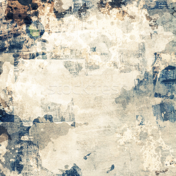 Grunge textuur abstract papier textuur ontwerp kunst Stockfoto © donatas1205