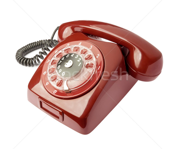 Old phone Stock photo © donatas1205