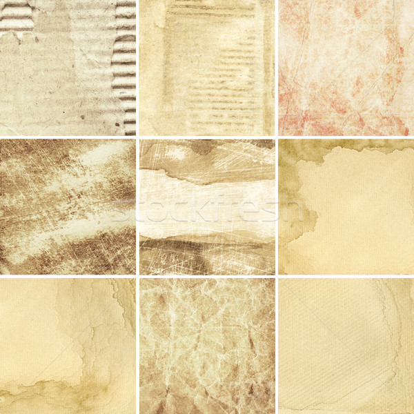 paper textures Stock photo © donatas1205