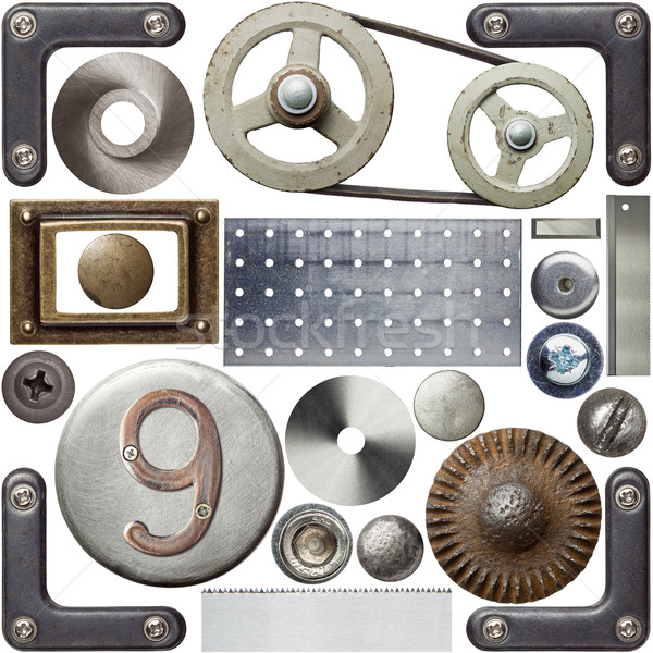 Metal details Stock photo © donatas1205