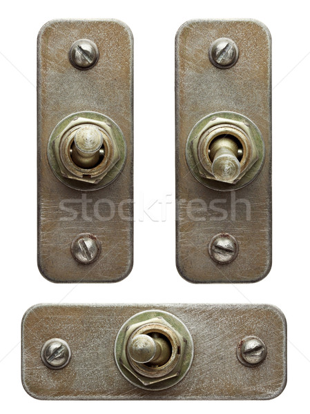 Toggle switches Stock photo © donatas1205