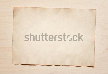 old paper Stock photo © donatas1205