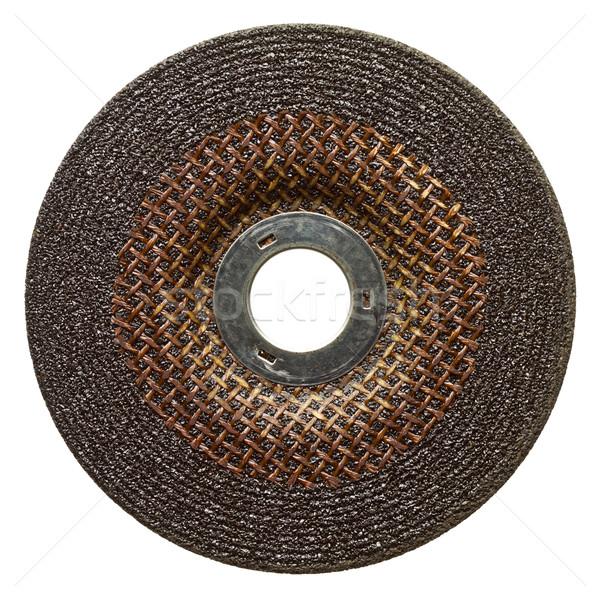 Abrasive disk Stock photo © donatas1205