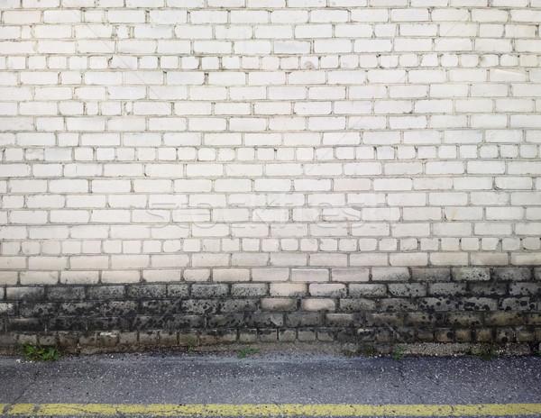 Zdjęcia stock: ściany · murem · tekstury · ulicy · tle