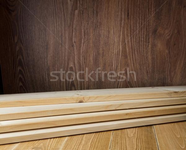 Wood planks Stock photo © donatas1205