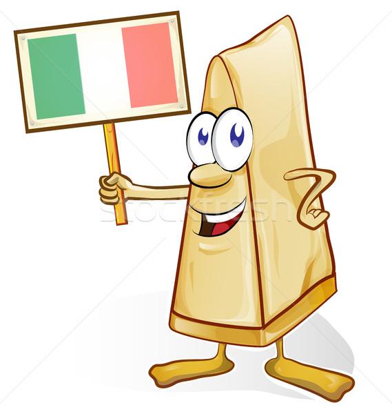 argentina RIBBON FLAG  [Convertito] Stock photo © doomko