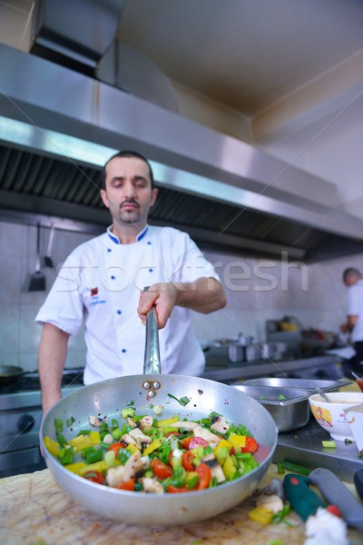 chef Stock photo © dotshock