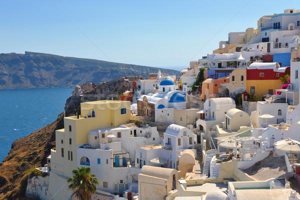 greece santorini Stock photo © dotshock