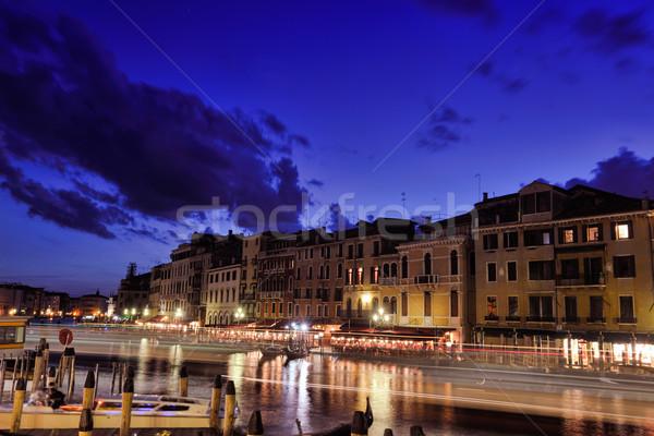 venice italy Stock photo © dotshock