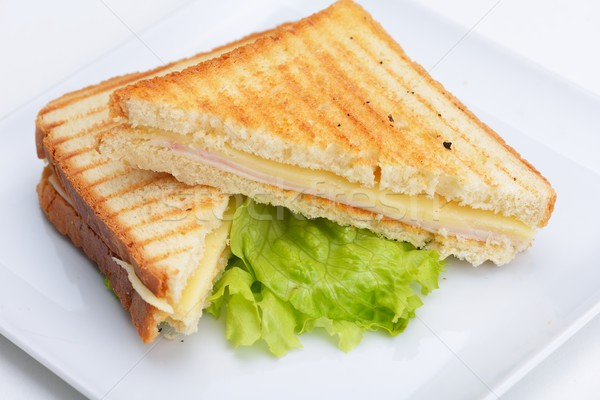 sandwich Stock photo © dotshock