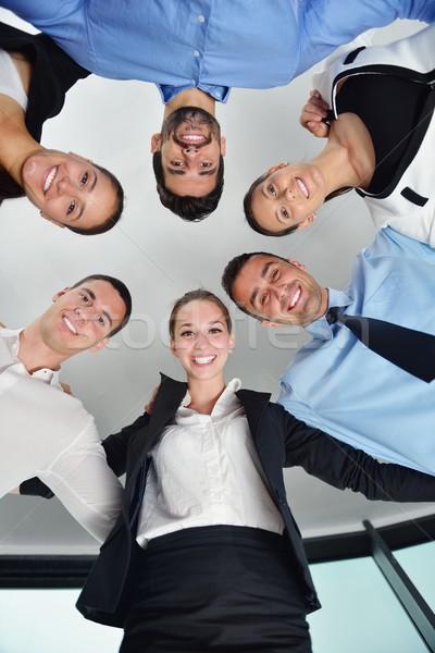 Foto stock: Gente · de · negocios · grupo · manos · amistad · trabajo · en · equipo