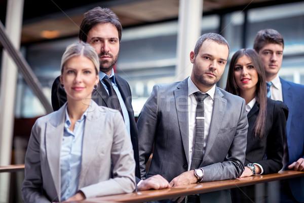 business poeple group Stock photo © dotshock