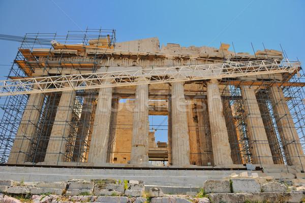 greece athens parthenon Stock photo © dotshock