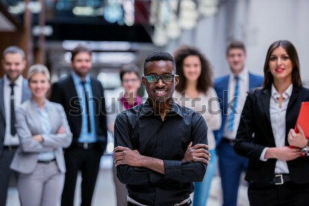 business poeple group Stock photo © dotshock