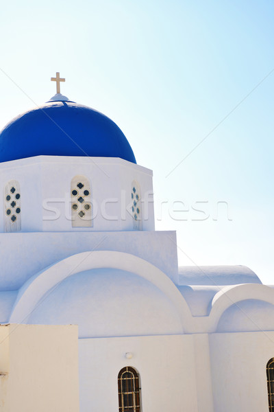 greece santorini Stock photo © dotshock