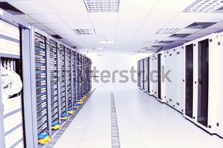 network server room Stock photo © dotshock