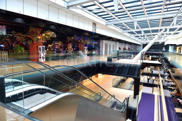 современных ярко архитектура бизнеса Сток-фото © dotshock