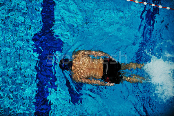 swimming start  Stock photo © dotshock