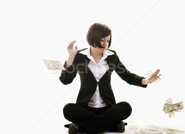 Stock photo: money, money, money...
