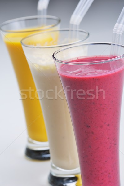 shake drink Stock photo © dotshock