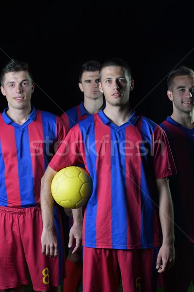 soccer players team Stock photo © dotshock
