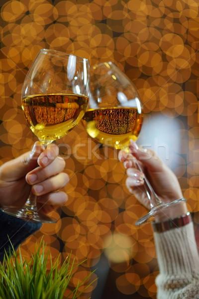 romantic evening date Stock photo © dotshock