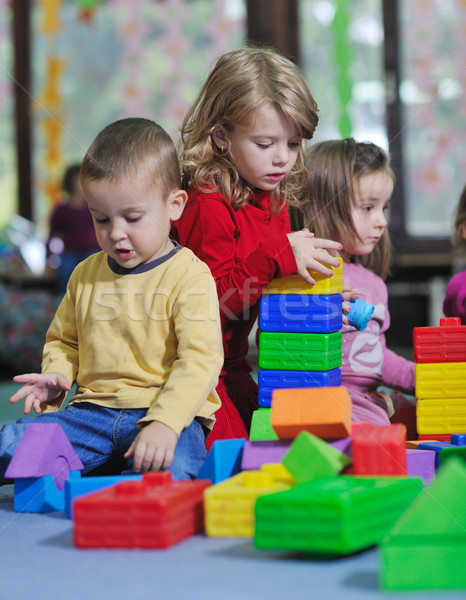 the importance of play in the development of children Play is a child's work play is important for children's development and for children to learn through play, children learn about the ever-changing world (elkind, 2003).