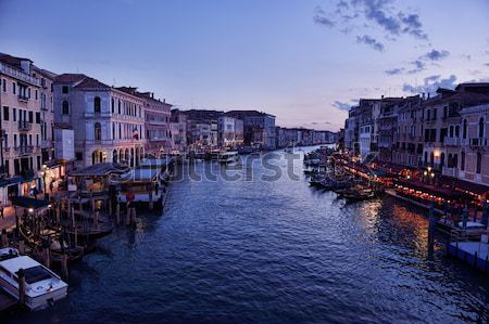 venice italy Stock photo © dotshock