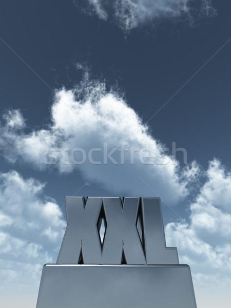 xxl Stock photo © drizzd