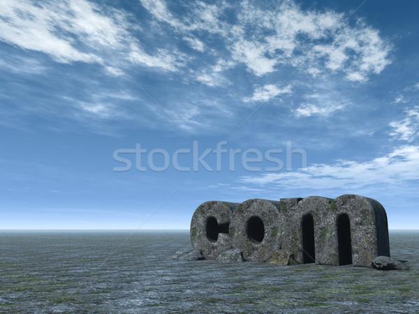 com domain Stock photo © drizzd