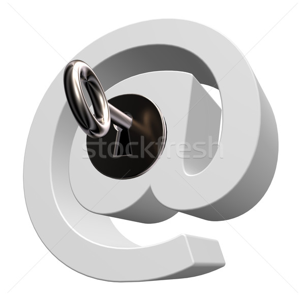 email security Stock photo © drizzd