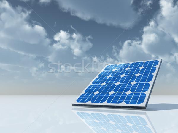 solar energy Stock photo © drizzd