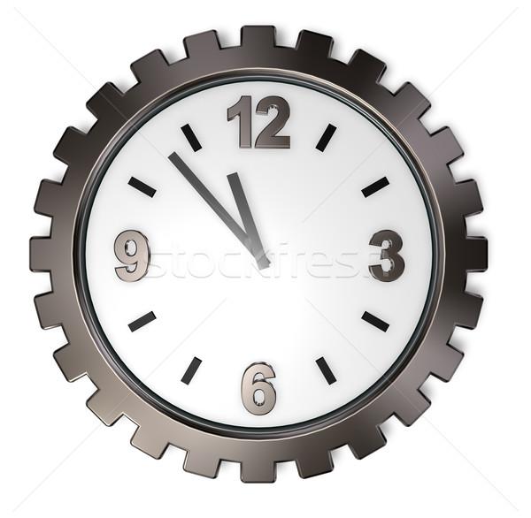 cogwheel watch Stock photo © drizzd