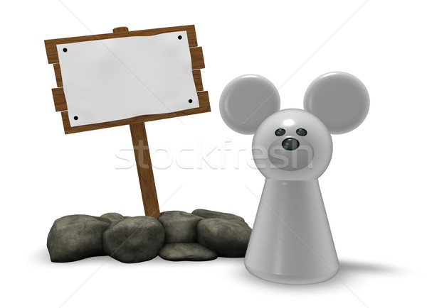 mouse Stock photo © drizzd